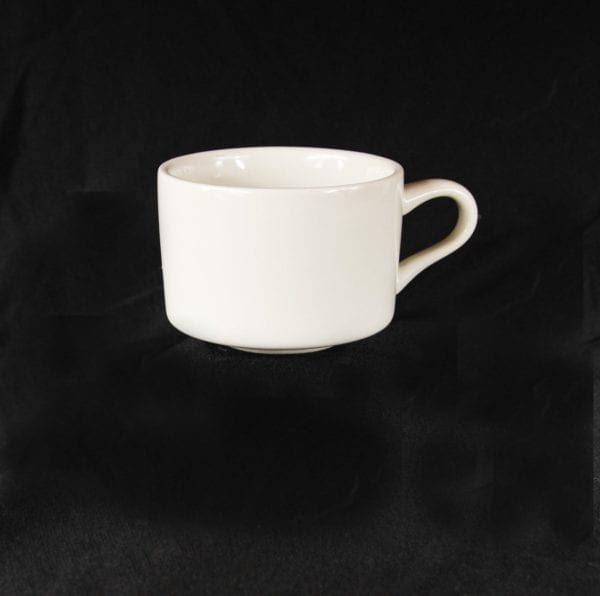 "3⅜ Ø x 2¼"" H—6 oz. Sussex Coffee Cup"