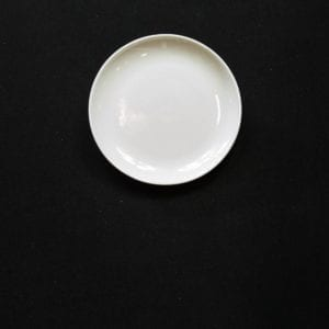 """5½"""" Coupe Plate"""