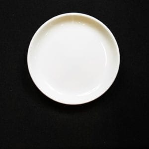 """7½"""" Round Coupe Plate"""