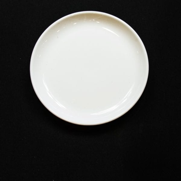 "9"" Round Coupe Plate"