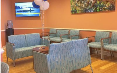 New Waiting Room!