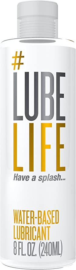 #LubeLife Water Based Personal Lubricant